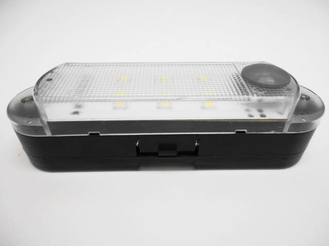 Led universal battery powered compartment dome light - Battery operated car interior lights ...